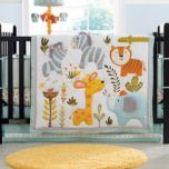 happi by Dena™ 'Jungle'  Extra Fitted Crib Sheet