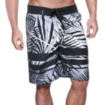 POINT point zero™ Men's Microfiber Board Shorts with Side Elastic Waist