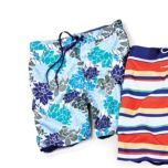 Dockers® Men's Floral Print Swim Short