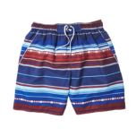 Roots® Men's Allover Stripe Board Shorts