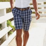Logan Hill™ Men's Cotton Solid Cargo Short
