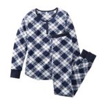 Dream Sleepers® Women's 2-Pc. Sweater Knit Pyjamas