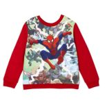 SPIDER-MAN® Boy's Sublimated Popover Top