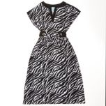 LIZ LANGE® Maternity Tie Waist Dress