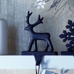 WholeHome®/MD Cast Iron 'Reindeer' Stocking Hanger