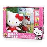 PLAY-A-SOUND™ Hello Kitty® Book And Plush Toy