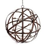 Hanging Orbit Candleholder