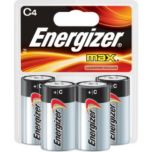 ENERGIZER MAX(MD) C-4 (E93BP4)