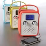 Crosley(MD) Radio AM/FM 'Songbird' de style rétro