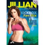 Jillian Michaels: Kickbox FastFix DVD