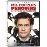 Mr. Poppers Penguins DVD