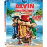 Alvin And The Chipmunks: Chipwrecked Blu-ray/DVD