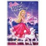 Barbie A Fashion Fairytale DVD