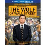 Le loup de Wall Street, Blu-ray(MD)/DVD