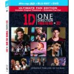 One Direction™: This is Us 3D Blu-ray®/Blu-ray®/DVD