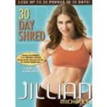 Jillian Michaels 30 Day Shred DVD