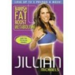 Jillian Michaels Banish Fat Boost Metabo DVD