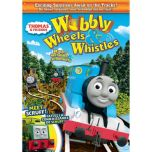 Thomas the Tank Engine: Wobbly Wheels & Whistles DVD
