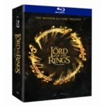 Lord Of The Rings Motion Picture Trilogy Blu-Ray