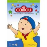 Caillou Saves Water & Other Adventures DVD