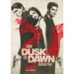 From Dusk Til Dawn: The Series: Season 2 (DVD)