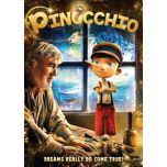 Pinocchio(MD) (DVD)