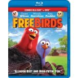 Free Birds (Blu-ray(MD)/DVD)