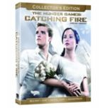 Hunger Games: Catching Fire Collector's Edition Blu-ray/DVD/Soundtrack