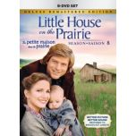 Little House on the Prairie: Saison 8 (DVD)