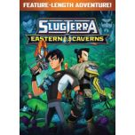 Slugterra: Eastern Caverns (DVD)