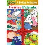 Treehouse Festive Friends (DVD)