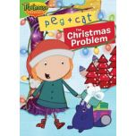 Peg + Cat: The Christmas Problem (DVD)