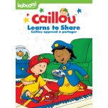 caillou®: caillou® Learns to Share (DVD)