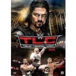 WWE® 2016: TLC Tables, Ladders and Chairs 2015 (DVD)
