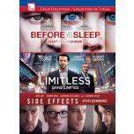 Before I Go To Sleep/ Limitless/ Side Effects (DVD)