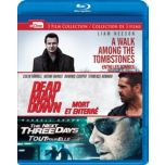 A Walk Among the Tombstones/Dead Man Down/The Next Three Days(Blu-ray)