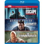 Le tombeau/ Gamer/ Condamnés, Blu-ray(MD)