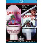 Les Goules/Goules 2, Blu-ray(MD)