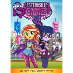 My Little Pony(MD): Equestria Girls: Friendship Games (DVD)