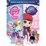 My Little Pony(MD) Friendship Is Magic & Littlest Pet Shop:Winter(DVD)
