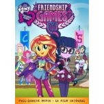 My Little Pony®: Equestria Girls: Friendship Games (DVD)