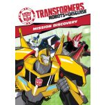TRANSFORMERS® Robots in Disguise: Mission Discovery (DVD)