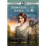 Downton Abbey: Saison 6 (DVD)