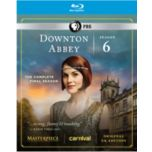 Downton Abbey: Saison 6 (Dblu-ray)