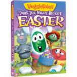 Veggie Tales Twas the Night Before Easter DVD