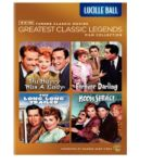 TCM Greatest Classic Legends Lucille Ball Box Set