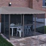 8 x 12' Screened Enclosure With 1 Door