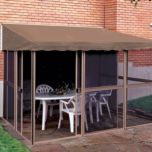 ADLONCO HOLDINGS  2-Door 8 x 12' Gazebo Combos