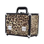 Danielle® Leopard Print Make-Up Case