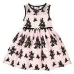 Samantha Says® Girls' Embroidered Dress